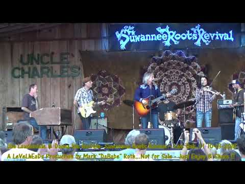 Jim Lauderdale & Donna the Buffalo  Suwannee Roots Revival – Live Oak, Fl  10 13 2018