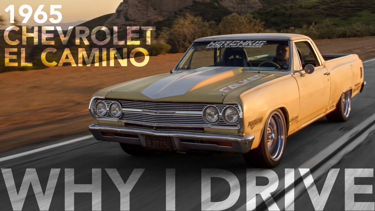 Autocrossing A 1965 Chevrolet El Camino Why I Drive 19 Youtube