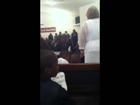 Eric Sharper And Committed Praise Singing Be Strong