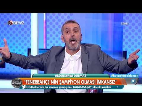 (..) Beyaz Futbol 20 Ağustos 2017 Kısım 1/6 - Beyaz TV
