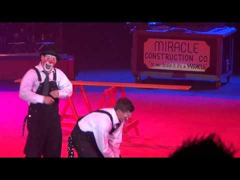 Circo Hnos. Vazquez Chicago 2014 - Steve & Ryan: Lets Do It.!