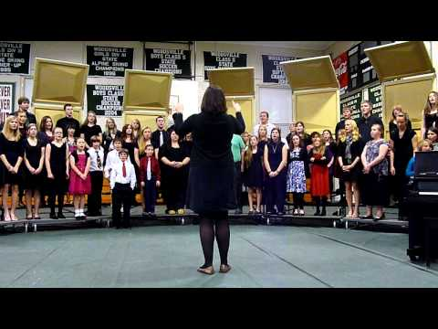 Hashivenu - Woodsville High School & Haverhill Cooperative Middle School Combined Choruses