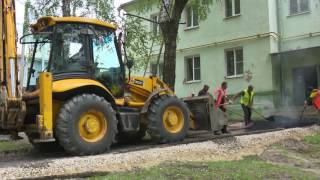 Асфальтирование в д.Борисово(, 2016-07-05T13:55:09.000Z)