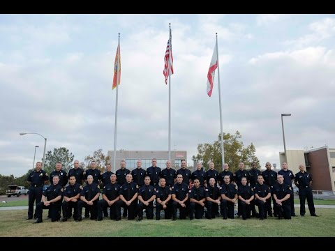 76th San Diego Fire-Rescue Department Academy Graduation Film