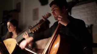 Jean-Baptiste Barrière - sonata d-moll. Aria Largo, Allegro