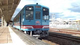 樽見鉄道 17列車 ハイモ330-701「普通列車」(観光列車 ねおがわ号)使用