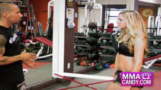 MMA Fitness 1  - Girl Fight - MMA Candy