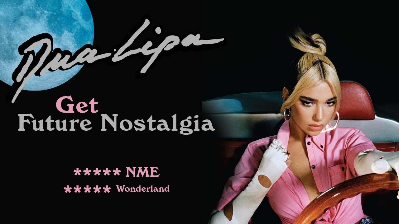 Dua Lipa - Future Nostalgia Livestream PART 2 - #StayHome  #WithMe