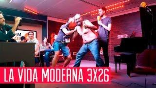 La Vida Moderna 3x26...es ir a mear durante los anuncios de Youtube - Cadena SER