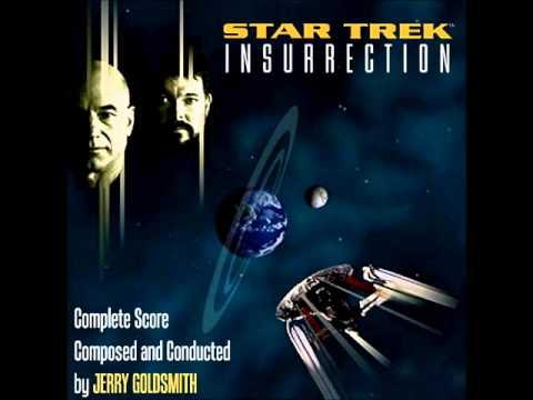 Star Trek Insurrection - How Old Are You/New Sight - Jerry Goldsmith
