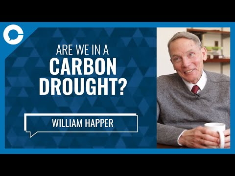 Princeton Prof. William Happer: World In Midst of Carbon Drought