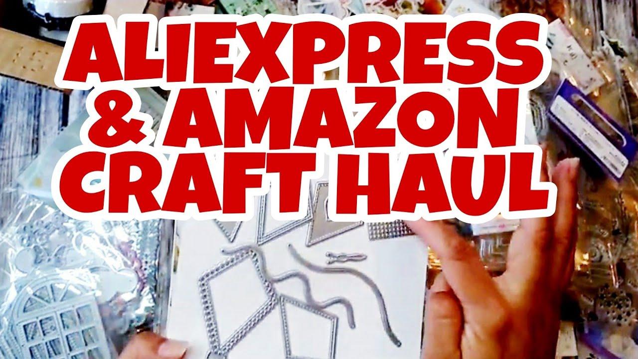 Aliexpress haul & Amazon