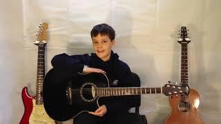 Guitar Lessons Testimonial. Herbie Clelford. Rocket Music School