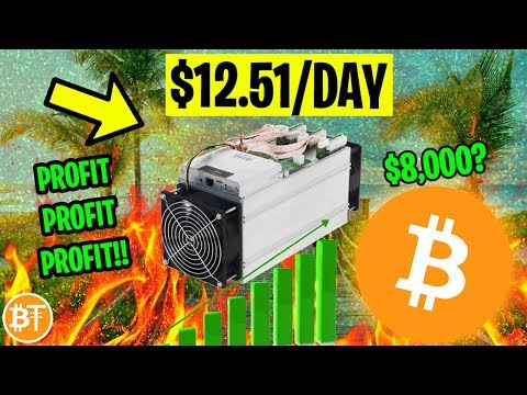 IS BITCOIN (BTC) MINING WORTH IT 2019?? -💸PROFITABLE?