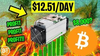 IS BITCOIN (BTC) MINING WORTH IT MAY 2019?? -💸PROFITABLE?