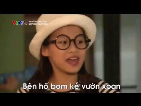 [TV] Chú Ếch Con - Cao Lê Hà Trang - Lớp Học Cầu Vồng VTV7 - 1/1/2016
