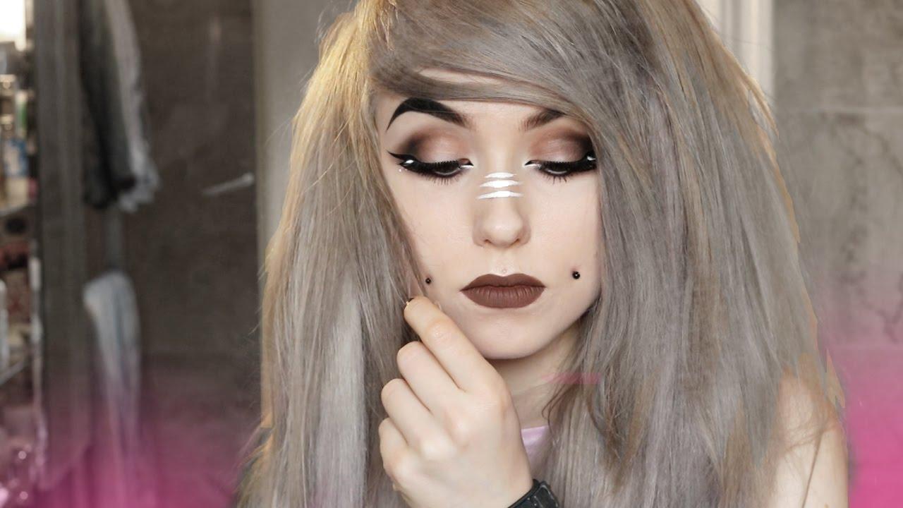 How I Do My SceneIndie Hair YouTube