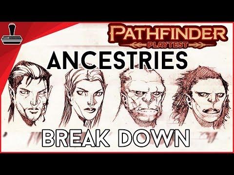 Ancestry Pathfinder 2e Playtest   GameGorgon - QueueTimes