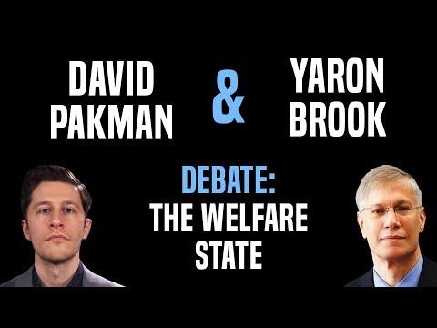 Debate: Does Welfare Work? Should We Have It?