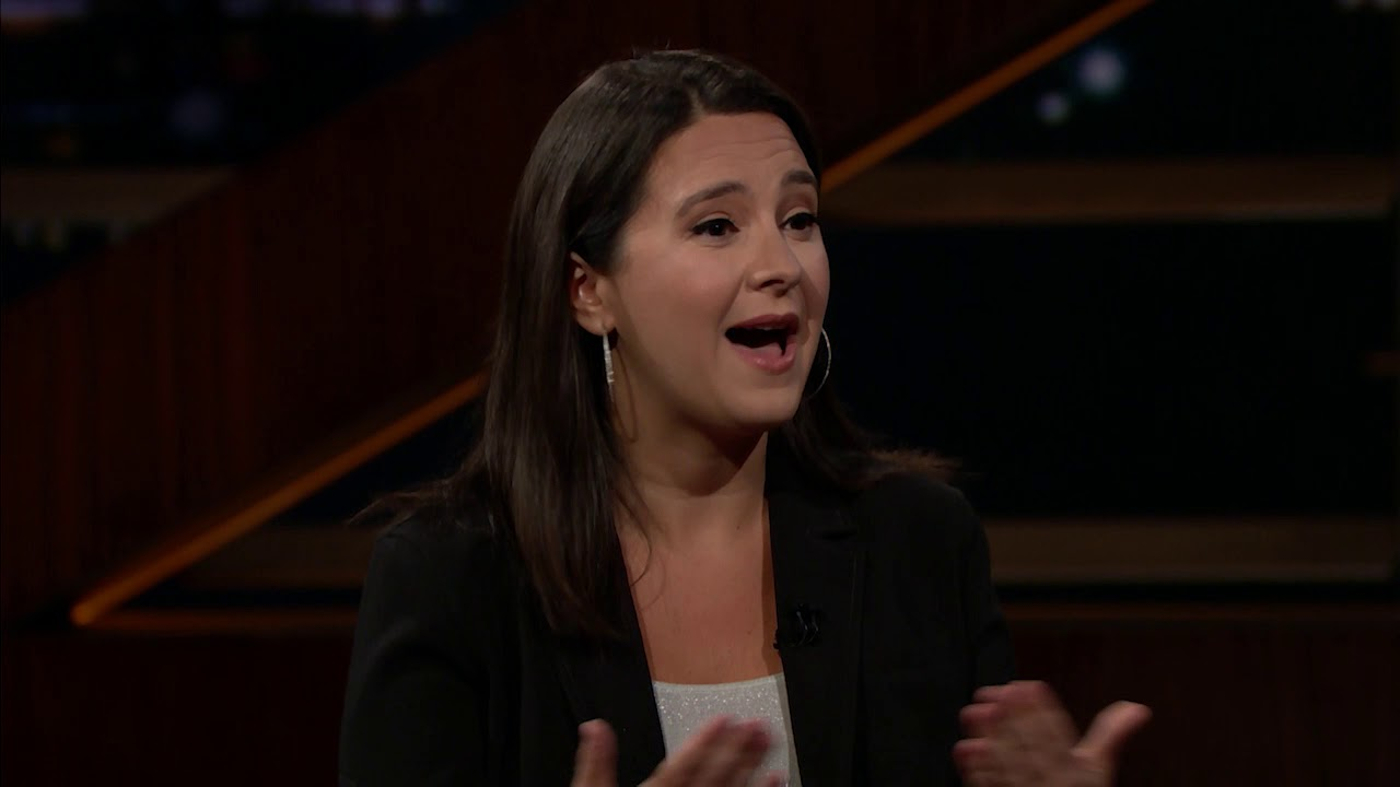 Bari Weiss Wedding.Bari Weiss Real Time With Bill Maher Hbo