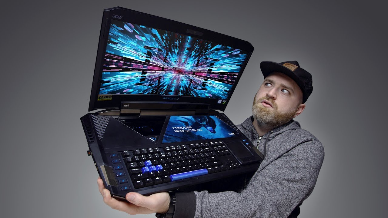 Big Pubg Awesome Wallpaper The Most Insane Laptop Ever Built Youtube