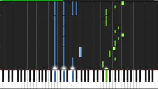 Opening Title - The Legend of Zelda: The Wind Waker [Piano Tutorial] (Synthesia)
