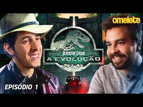 O FILME QUE MUDOU O CINEMA   Jurassic Park: A Evolução #1