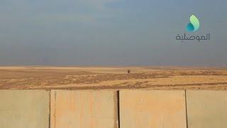 محافظ نينوى ورئيس مجلس المحافظة يتفقدان سير معارك التحرير في محور شمال الموصل