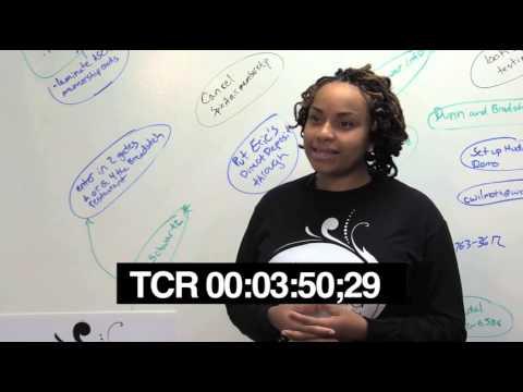 nailah ellis timecode interview