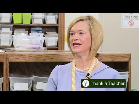 Thank a Teacher: Jill Law Helen Tyson Middle School