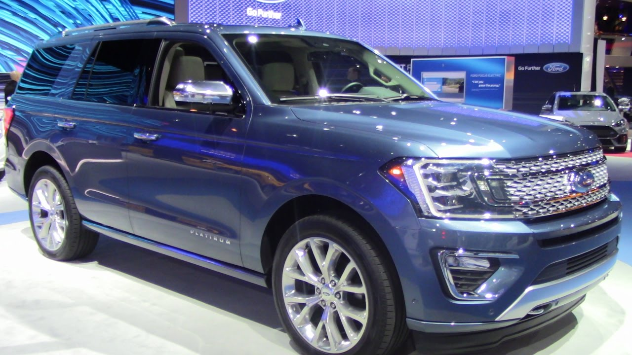 2018 Ford Expedition | Interiors and Exteriors | New York ...