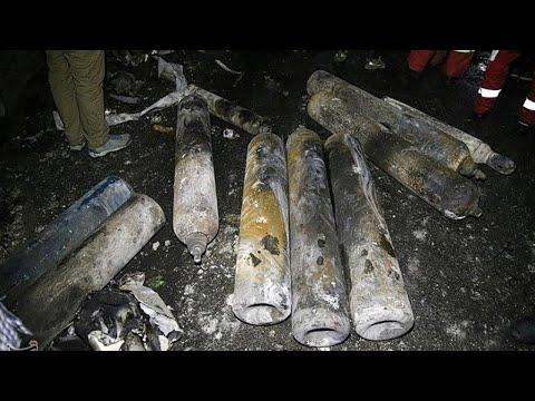 إيران تعلن عن مقتل شخصين إثر انفجار مفاعل نطنز النووي  - نشر قبل 2 ساعة
