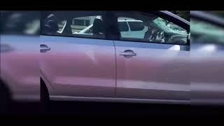 Придурки за рулем, приколы на дороге 2018 1