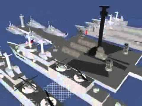 WEST PHILIPPINE SEA AND PACIFIC FLEET NAVAL STATION CONCEPT