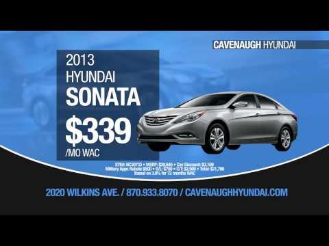 Cavenaugh Jonesboro Hyundai 0513 Sonata   YT