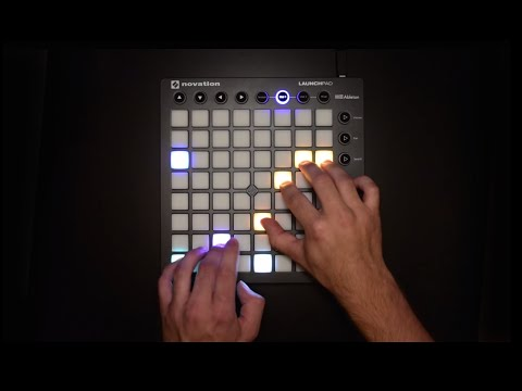 M4SONIC - Style / Skrillex/Knife Party MASHUP // Launchpad MK2 (inkl. Project file)
