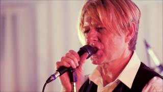 "AshesToAshesUK ""Heroes"" Paul Antony as David Bowie"