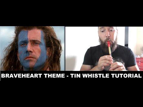 Tutorial Tin Whistle Para Br