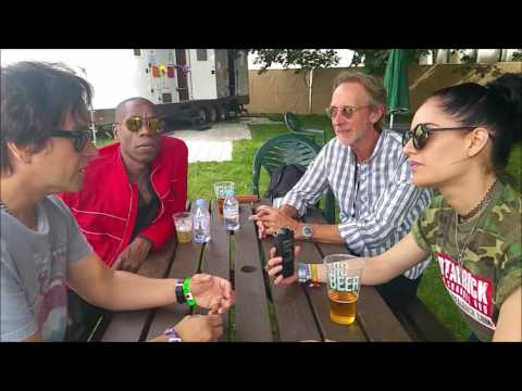 Mike & The Mechanics interview BST 2017 (TotalRock)