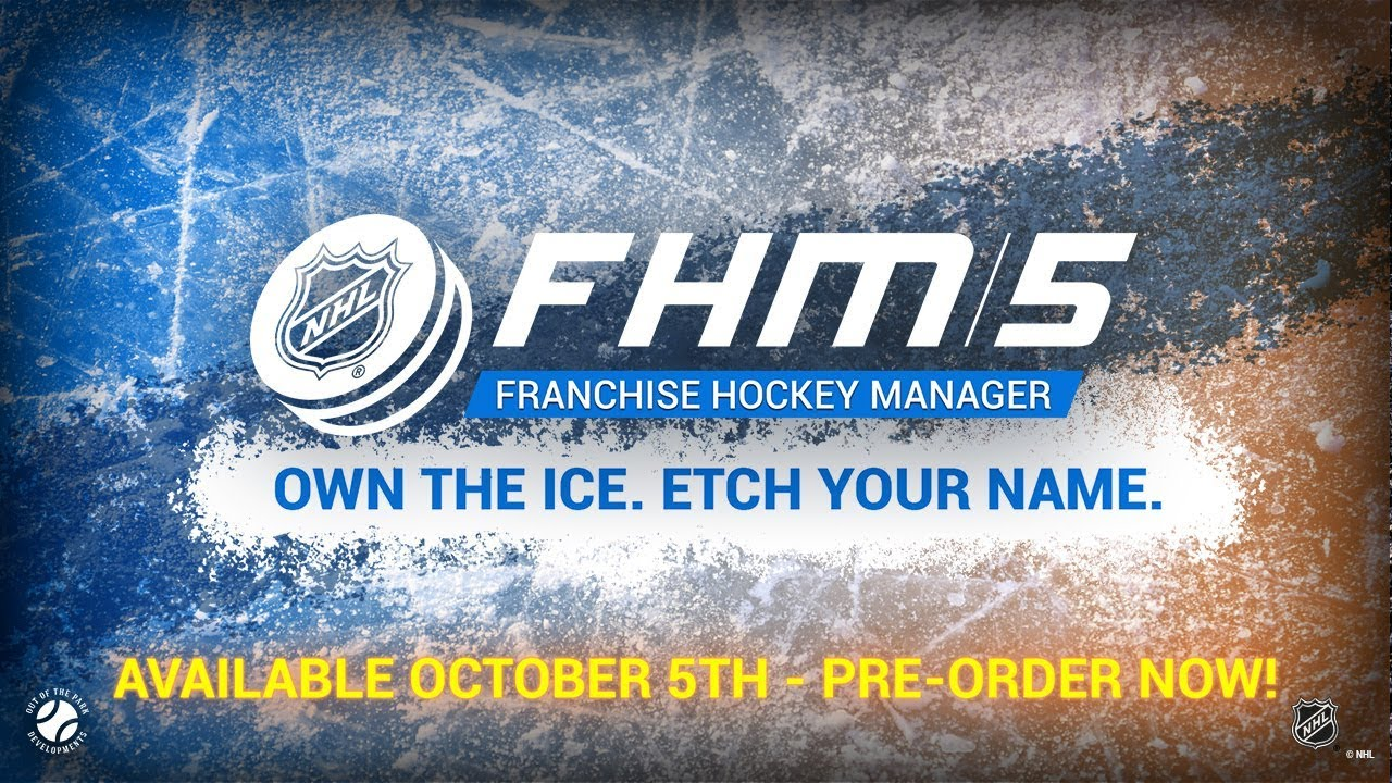 Franchise Hockey Manager 7 Download Free