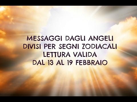 angeli messaggi