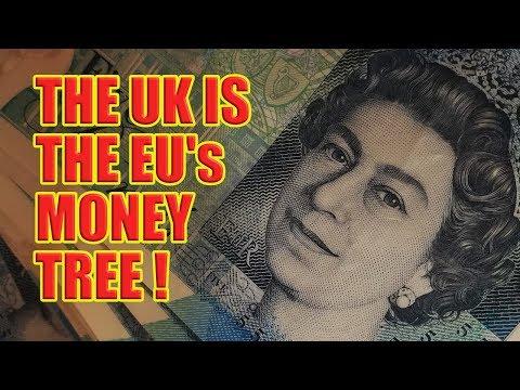 💷 Brexit - and UK cash still flows into EU coffers! 💷
