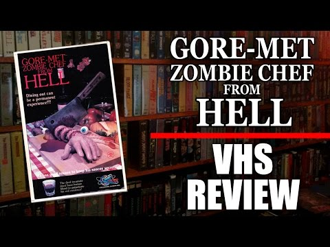 Trailer do filme Goremet, Zombie Chef from Hell