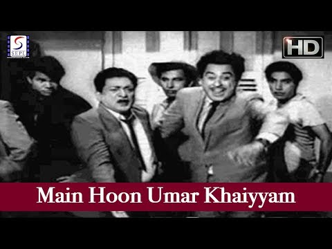 Main Hoon Umar Khaiyyam - Mahendra Kapoor - Albela Mastana - Kishore Kumar, Asha Nadkarni