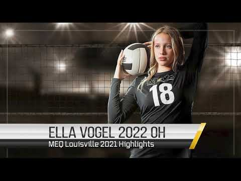 Ella Vogel Highlights - MEQ Louisville, KY - March 19-21, 2021