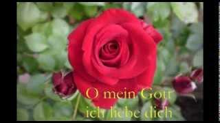 Gott liebe ich dich ja mein Emmanuel Music