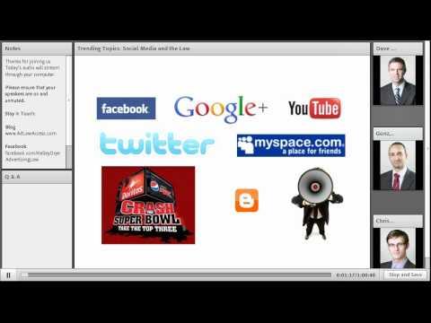 Managing Legal Risk in Social Media Promotions - Kelley Drye & Warren LLP