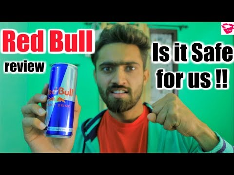 Red Bull energy drink review in hindi | Is it Safe for us!