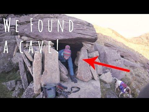 Snowdonia's Secret Bivvy Cave