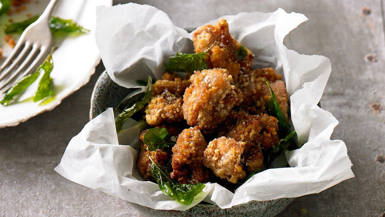 Taiwanese popcorn chicken recipes